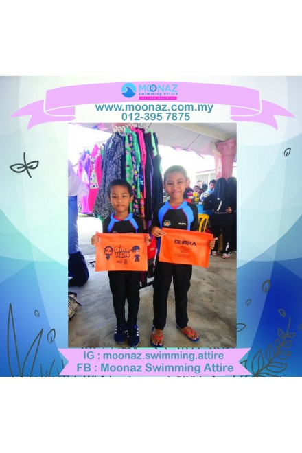 Testimoni customer Moonaz Swimming Baju Renang Omar&Hana 2018-14