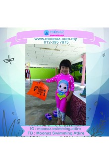 Testimoni customer Moonaz Swimming Baju Renang Omar&Hana 2018-17