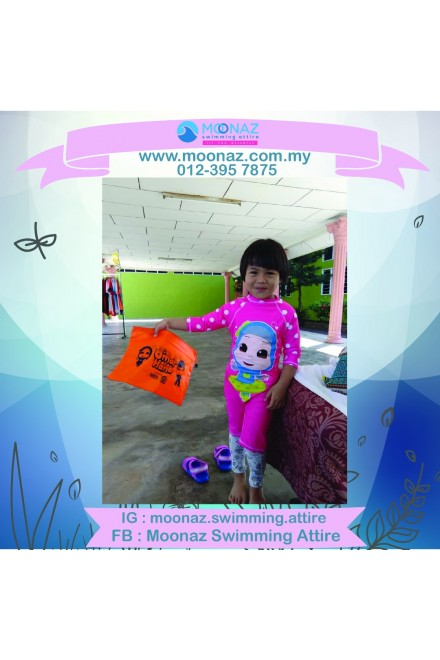 Testimoni customer Moonaz Swimming Baju Renang Omar&Hana 2018-17