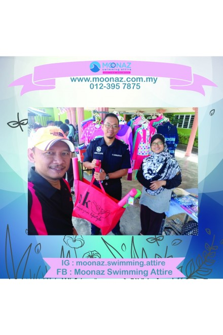 Testimoni customer Moonaz Swimming Noodle 2018-19