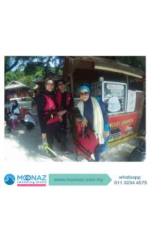 Testimoni customer Moonaz Swimming Baju Renang Muslimah 2016-1