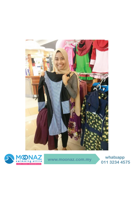 Testimoni customer Moonaz Swimming Baju Renang Muslimah 2016-1