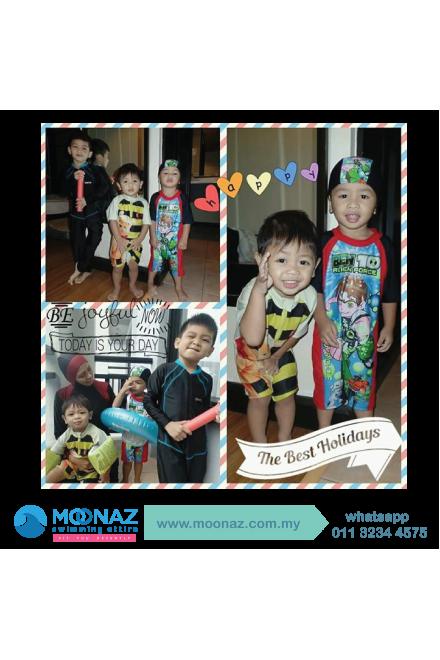 Testimoni customer Moonaz Swimming Baju Renang Muslimah 2012-1