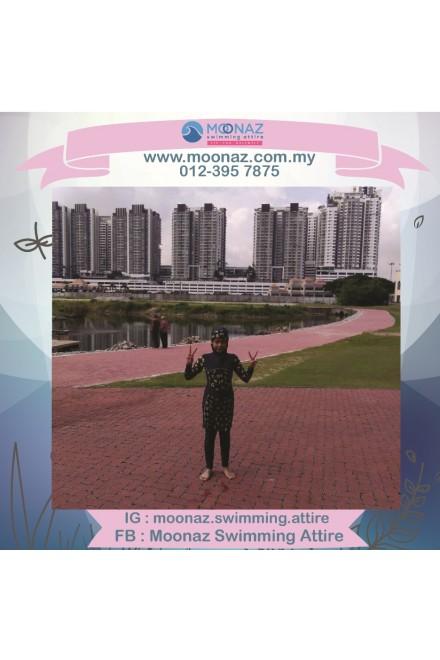 Testimoni customer Moonaz Swimming Baju Renang Muslimah 2018-3