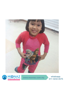 Testimoni customer Moonaz Swimming Baju Renang Muslimah 2015-3