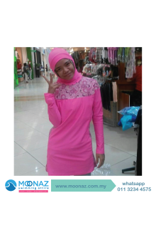 Testimoni customer Moonaz Swimming Baju Renang Muslimah 2015-4