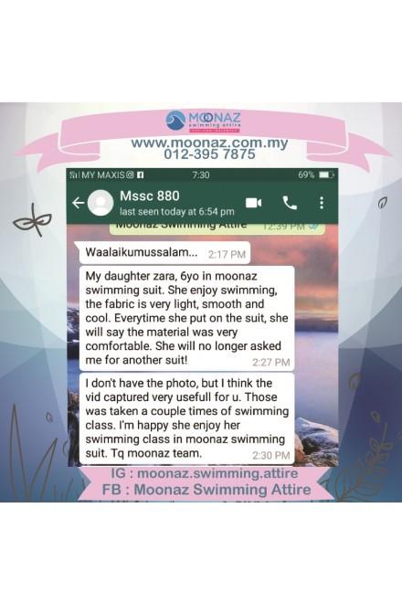 Testimoni customer Moonaz Swimming Baju Renang Muslimah2018-7