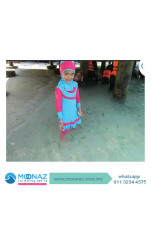 Testimoni customer Moonaz Swimming Baju Renang Muslimah 2015-7