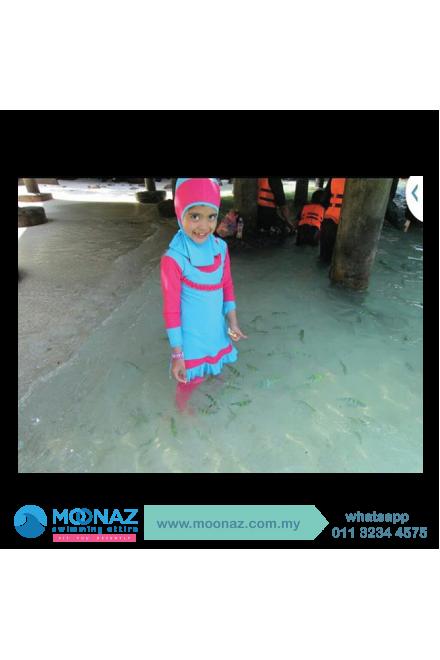 Testimoni customer Moonaz Swimming Baju Renang Muslimah 2015-7