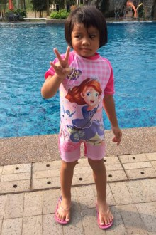 Kids Swimwear 1P-SF (Sofea The First)