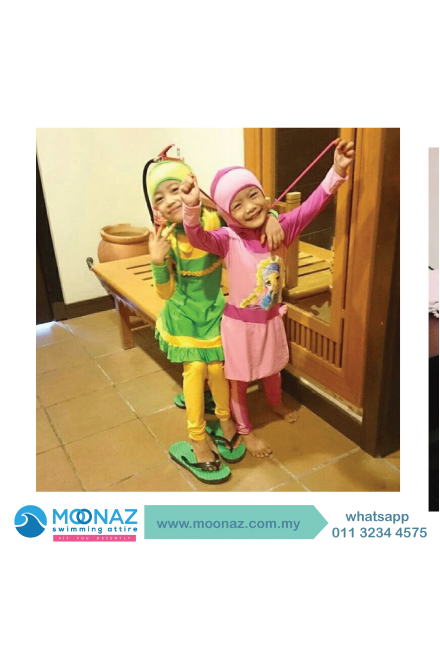 Testimoni customer Moonaz Swimming Baju Renang Muslimah 2015-8