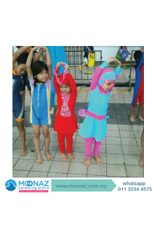 Testimoni customer Moonaz Swimming Baju Renang Muslimah 2015-2