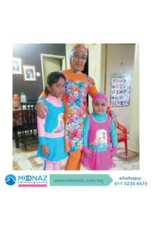 Testimoni customer Moonaz Swimming Baju Renang Muslimah 2015-3