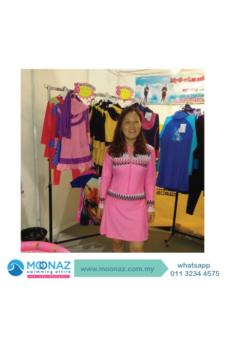 Testimoni customer Moonaz Swimming Baju Renang Muslimah 2014-1