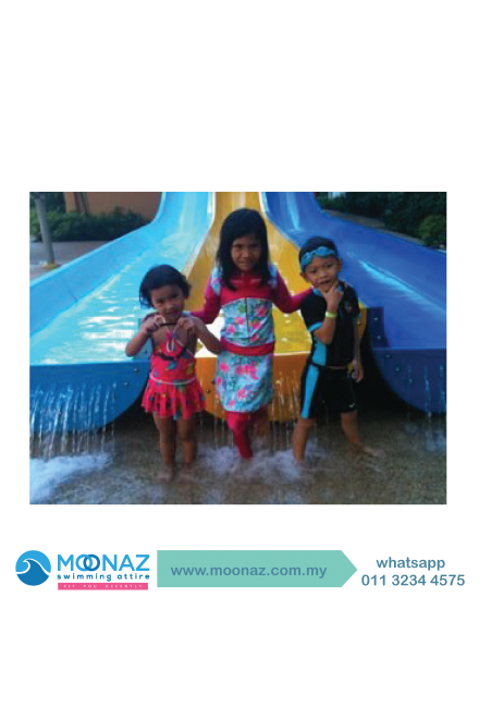 Testimoni customer Moonaz Swimming Baju Renang Muslimah 2013-9