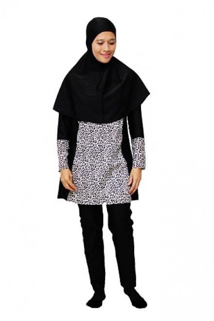 HC2 - DURRA Sport Hijab Labuh