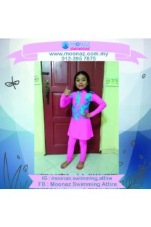 Testimoni customer Moonaz Swimming Baju Renang Muslimah 2017-2
