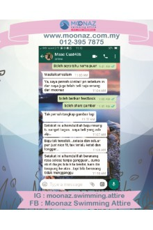 Testimoni customer Moonaz Swimming Baju Renang Muslimah2017-15