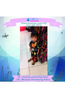 Testimoni customer Moonaz Swimming Baju Renang Muslimah2017-18