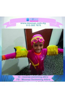 Testimoni customer Moonaz Swimming Baju Renang Muslimah2017-10