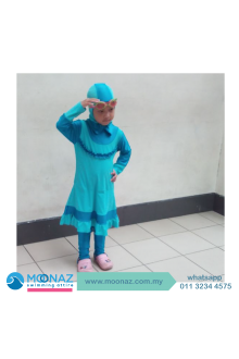 Testimoni customer Moonaz Swimming Baju Renang Muslimah 2013-4