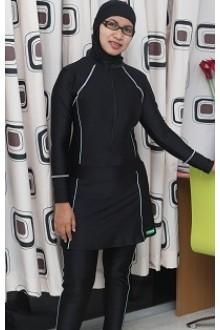 Testimoni customer Moonaz Swimming Baju Renang Muslimah 2012-15
