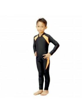 Baju Renang Anak - IPK PO1 (black maroon)