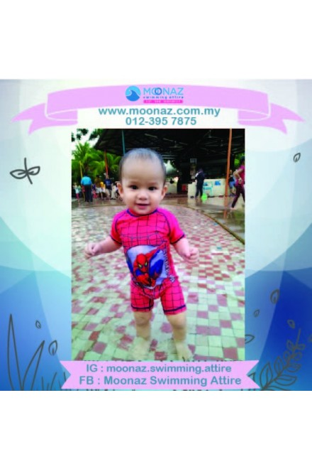 Testimoni customer Moonaz Swimming Baju Renang Bayi 2018-20