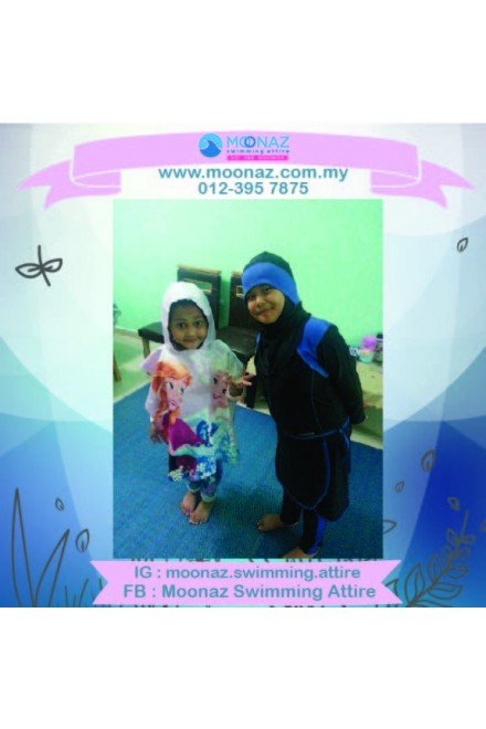 Testimoni customer Moonaz Swimming Baju Renang Muslimah 2018-12