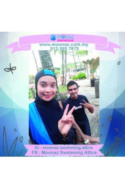 Testimoni customer Moonaz Swimming Baju Renang Muslimah 2018-34