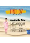 Baju Renang Anak HNT-07 - Kids Swimwear Character Hana 2 piece (Include swimsuit bag)