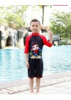 Baju Renang Anak OMT04 - Kids Swimwear Character Omar Toddler( include swimsuit bag Omarhana)