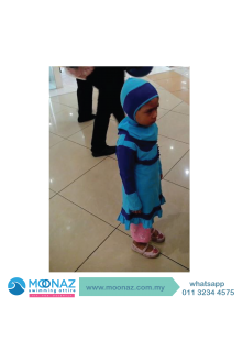 Testimoni customer Moonaz Swimming Baju Renang Muslimah 2012-1