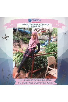 Testimoni customer Moonaz Swimming Baju Renang Muslimah 2018-2