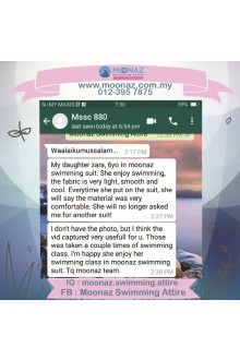Testimoni customer Moonaz Swimming Baju Renang Muslimah2018-7