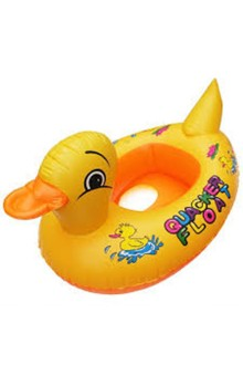 Pelampung - BOAT2 : Baby Boat (head/stering) - Duck