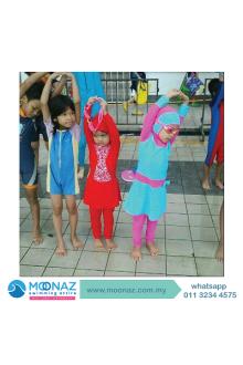 Testimoni customer Moonaz Swimming Baju Renang Muslimah 2015-2