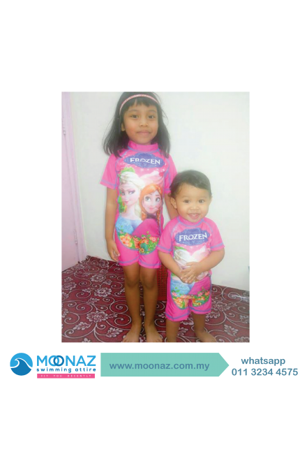 Testimoni customer Moonaz Swimming Baju Renang Muslimah 2013-01