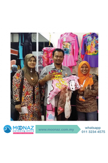 Testimoni customer Moonaz Swimming Baju Renang Muslimah 2014-3