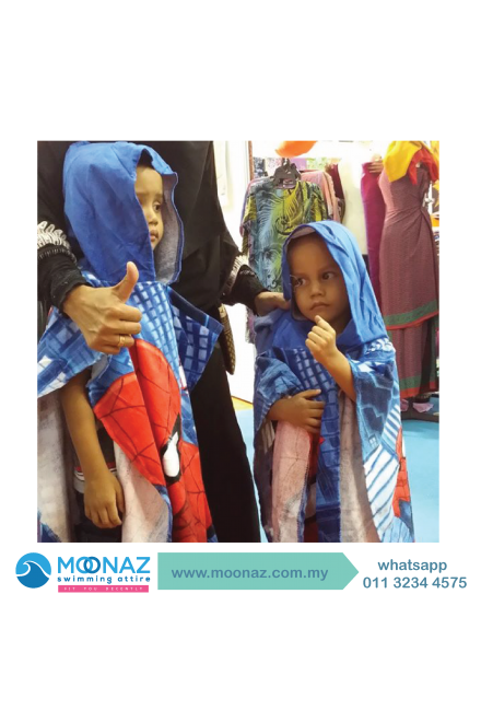 Testimoni customer Moonaz Swimming Baju Renang Muslimah 2014-6