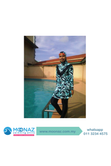 Testimoni customer Moonaz Swimming Baju Renang Muslimah 2013-5