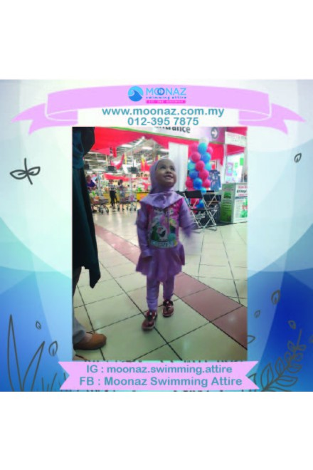 Testimoni customer Moonaz Swimming Baju Renang Muslimah 2017-12