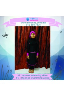 Testimoni customer Moonaz Swimming Baju Renang Muslimah 2017-1