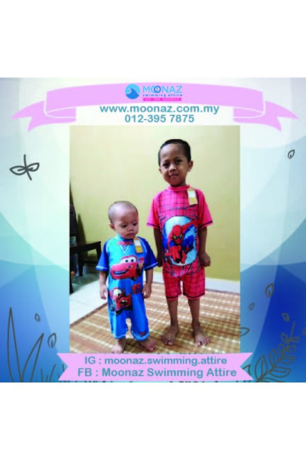 Testimoni customer Moonaz Swimming Baju Renang Muslimah2017-19