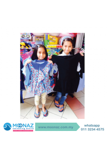 Testimoni customer Moonaz Swimming Baju Renang Muslimah 2013-7