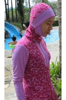 Testimoni customer Moonaz Swimming Baju Renang Muslimah 2012-12